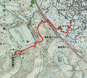 ogusuyama map