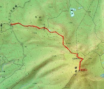 bandaisan map