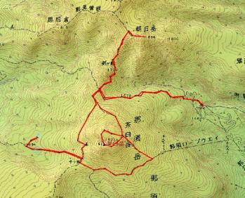 nasudake3 map