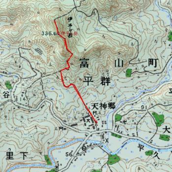 iyogatake2 map