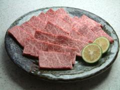 豊後牛 焼肉一例皿2