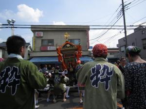 1.神輿①