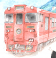 桃牙さん誕生日鉄道の日