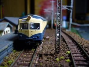 ボーンさん鉄道模型