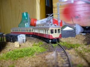 ボーンさん鉄道模型1
