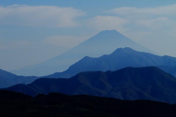 八ヶ岳牧場_富士山