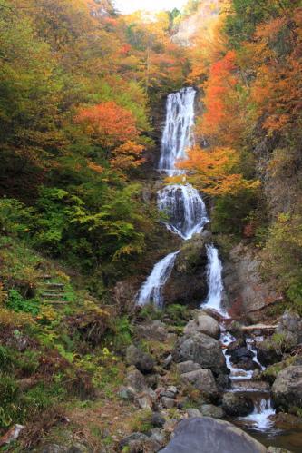 唐沢の滝(開田高原)