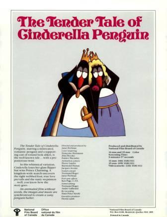シンデレラ・ペンギン