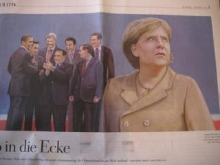 ドイツ高級紙Die Zeit 5月26日付に報じた記事