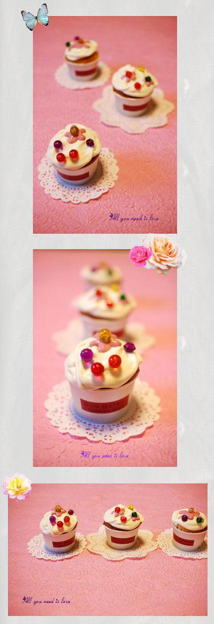 20 カップケーキ