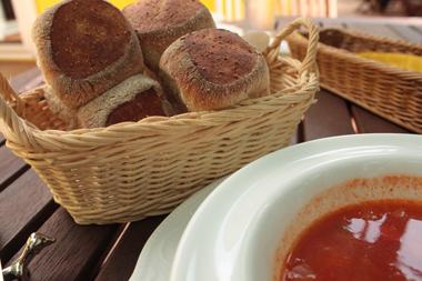 14パンとスープ