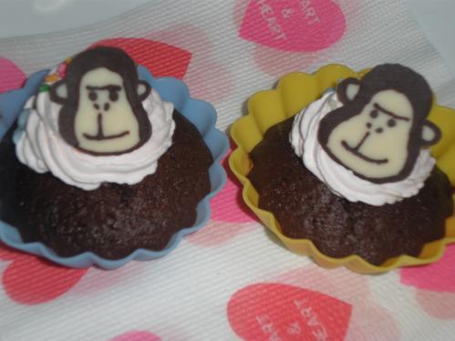 エネゴリくんカップケーキ2