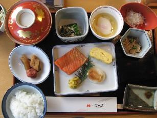 2010花水木 朝食