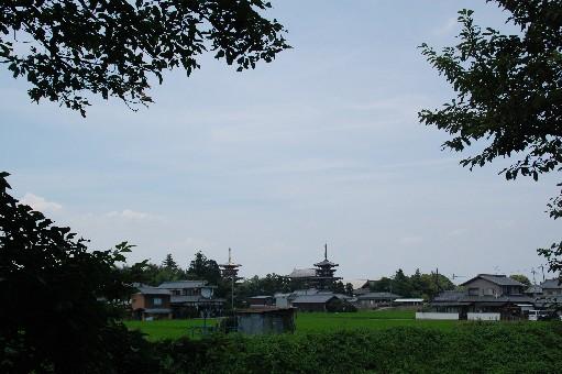 2010.7.25薬師寺7