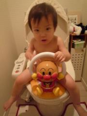 トイレ成功