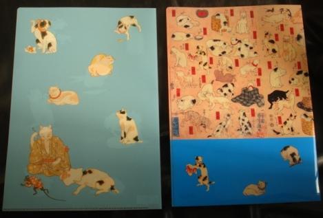 歌川国芳展 クリアファイル