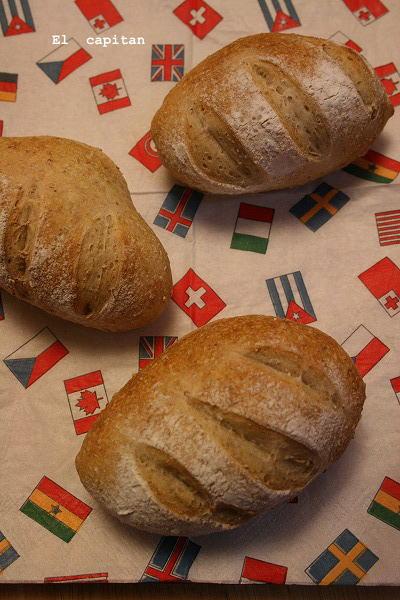 ほっこりパン