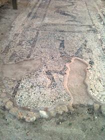 13110533聖Lambrianos石切り場モザイク