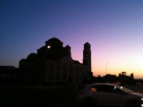 14195930聖Anargyroi教会