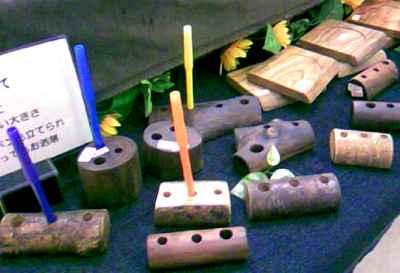 ゆめタウン久留米~木工品、小物。