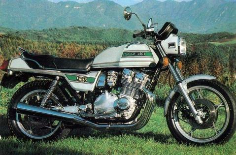 Suzuki GSX 1100E 79