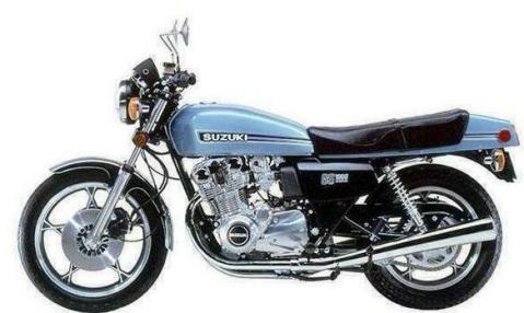 Suzuki GS 1000E 78 3