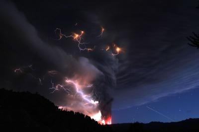 チリ火山4
