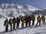 15 楽しかった立山初滑りのフィナーレ