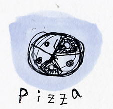 ロゴ・ピザ