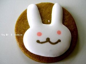 うさぎクッキー
