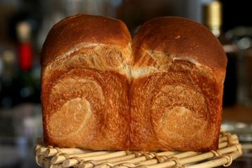 091220 玄米食パン