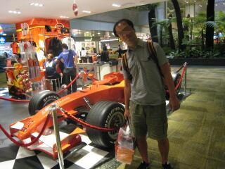 シンガポールF1