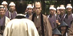 木曽上松陣屋にて恩手にかりし尾張藩士・牧野采女が父でござる