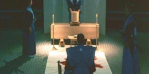 家光の殉死者の首検分