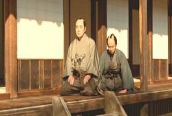 瀬田は自らの体を張って、殿をお救い申し上げたのですぞ