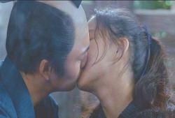 別れのキス