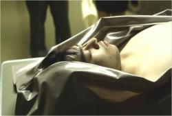 死体の身元作業