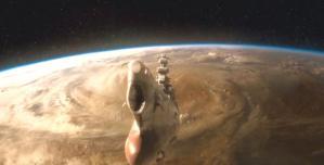 ヤマト、宇宙へ