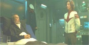 艦長代理を務めてくれないか