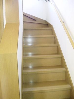 3-8階段で2