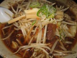 富蔵の野菜ラーメン(しょうゆ)