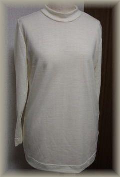 ウールのTシャツのような・・・