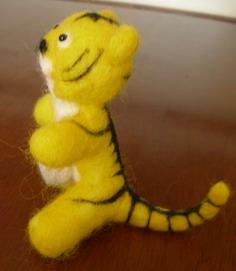正月の虎ー2