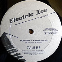 Tambiブログ