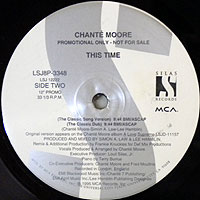 ChanteMoore-Thisブログ