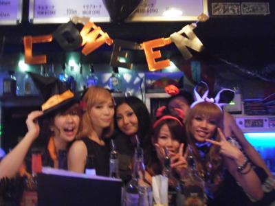 squad ハロウィン2011
