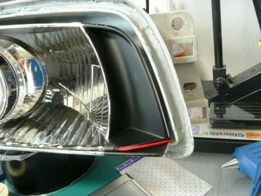 今風LEDウインカー製作 (2)