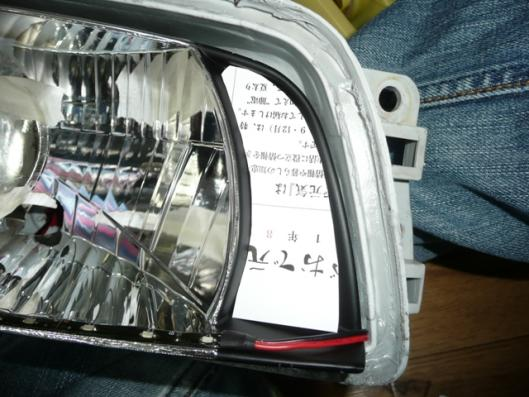 今風LEDウインカー製作 (5)
