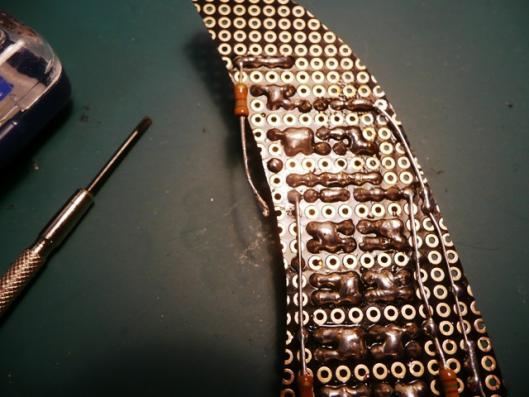 LED回路修正 (2)