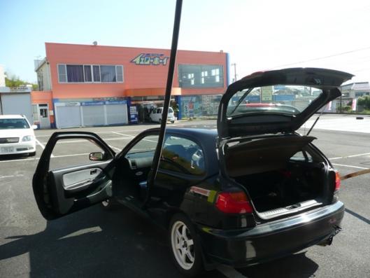 GNP!初洗車 (1)